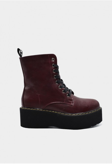 Botin School vegan burdeos