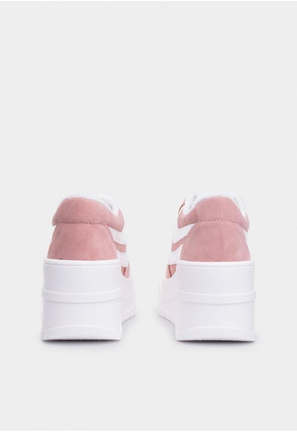 Go Sexy Surwave pink suede