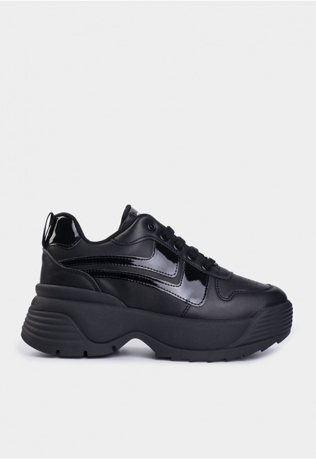 Go Sexy TORO Vegan Leather Negro/Negro