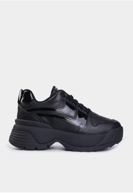 Toro vegan leather negro