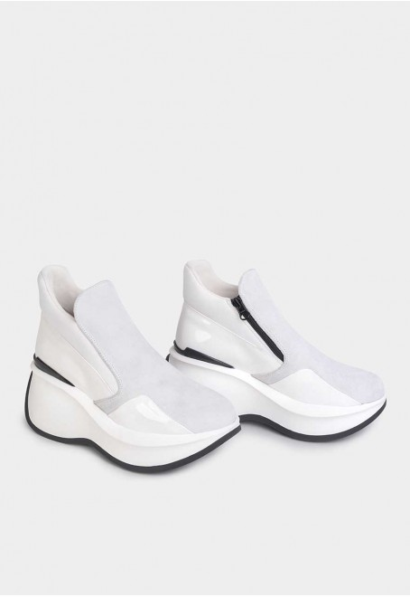 Iron neopreno blanco