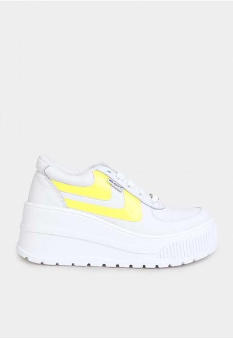 Surwave napa adornos fluor amarillo